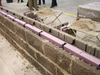 Can single wythe cmu walls meet the energy codes imi for Insulated concrete masonry units