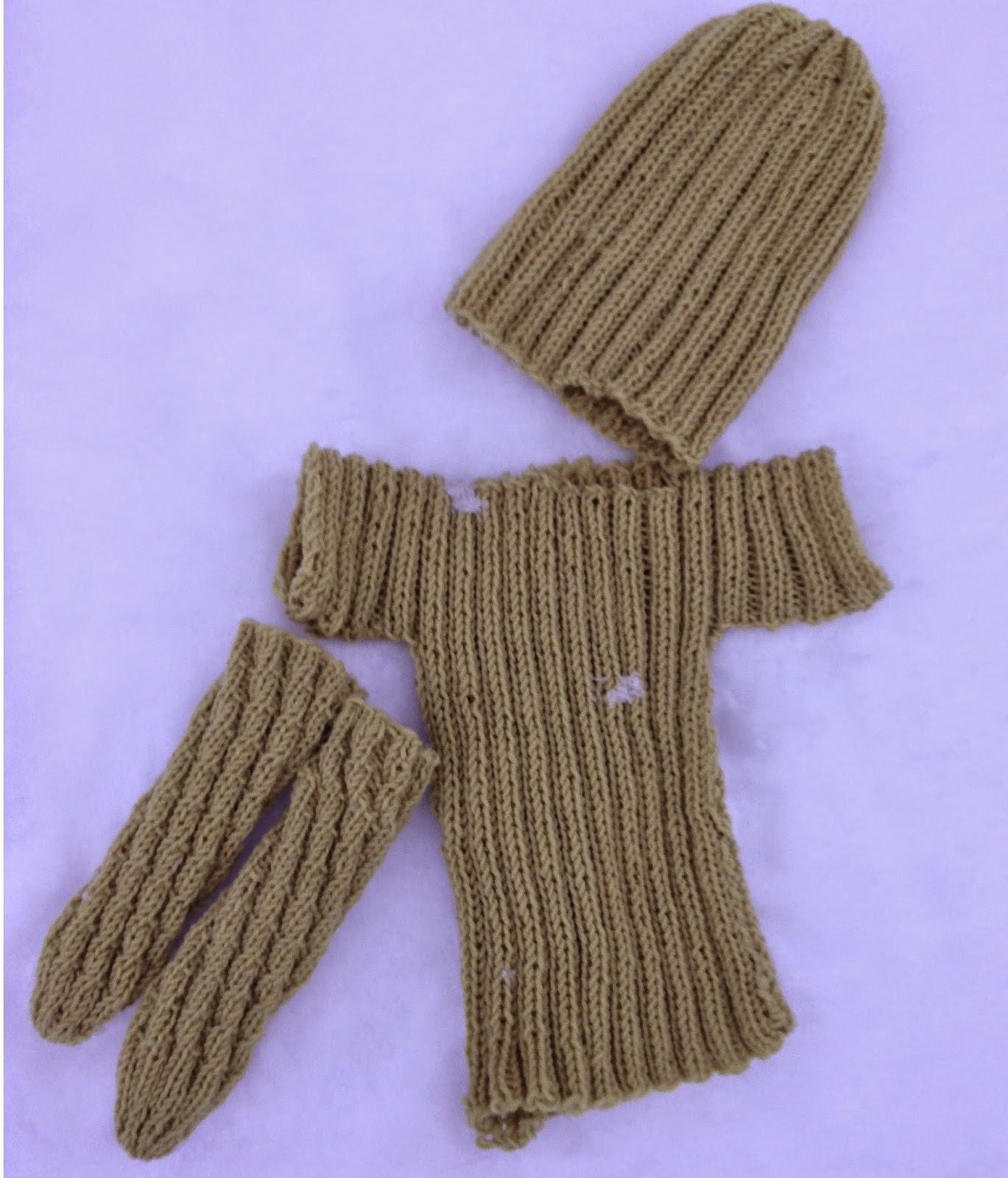 klær til premature barn