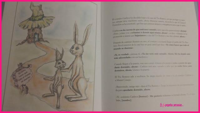 el conejito que quiere dormirse, Carl-Johan Forssén Ehrlin, libros, libros infantiles, lectura, dormir, tecnicas psicologicas, literatura