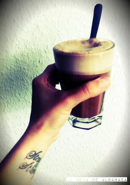 Iced coffee recipe, café con hielo, caffé in ghiaccio, Salento, Italian recipe, batidos , verano, summer, estate, sommar