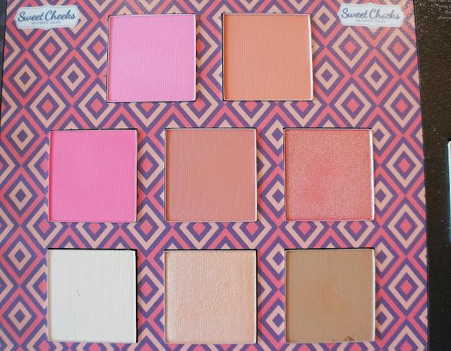 Pink Sugar Sweet Cheeks