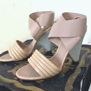 Proenza Schouler ankle wrap sandals