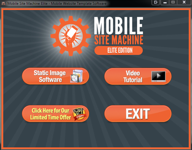 David Cisneros Mobile Site Machine Course - Free Download
