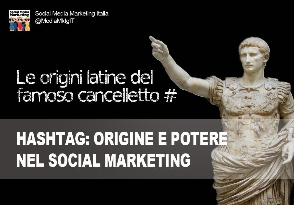 origini e potere del simbolo hashtag