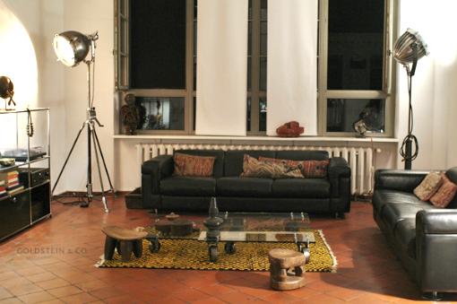 Thema: Terrakottafliesen und Loft-Style kombinieren? Ideen gesucht