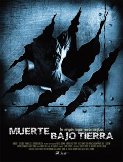 Ver Muerte bajo tierra (Underground) (2011) Online