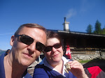 All about Royal Families - My husband and I - picture taken in 2012