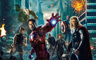 The Avengers Movie 2012 All Characters Poster HD Wallpaper