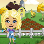 FarmVille Sunflower Meadows - A New Type Of Farm Icon