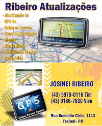 ATUALIZE SEU GPS