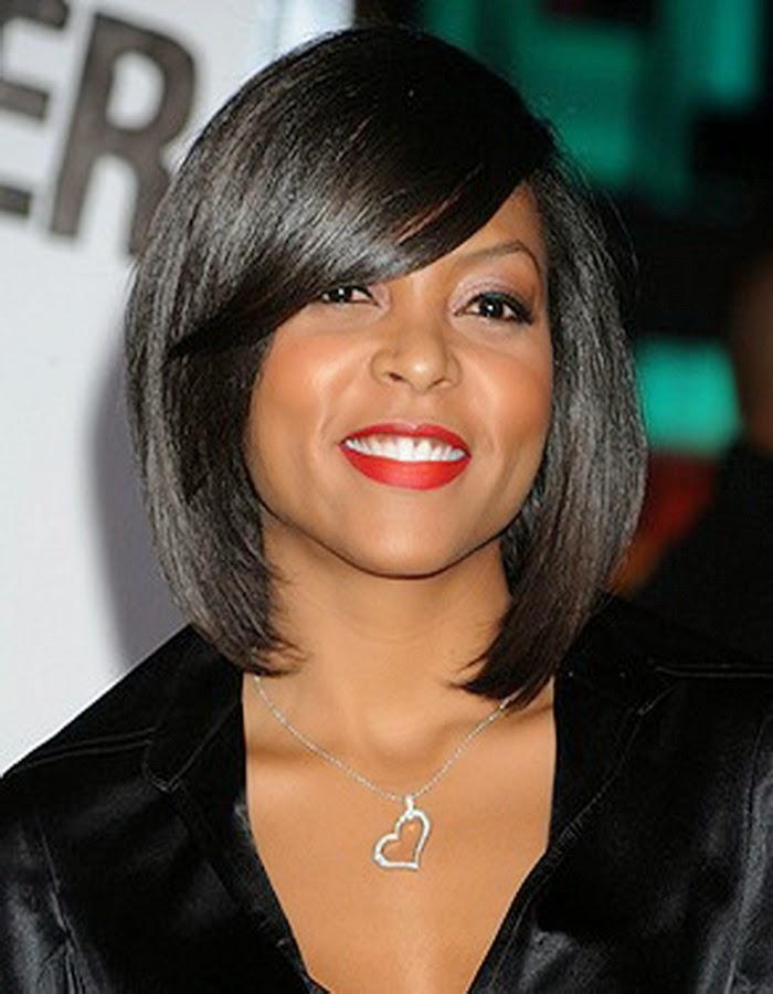 Corte de cabello de mujer negra