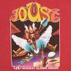 Joust T-shirt Awesome style!
