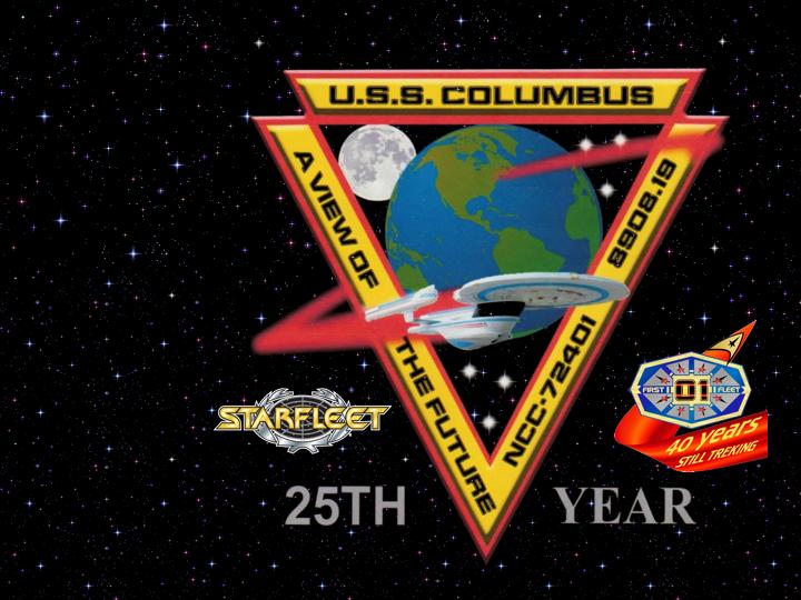 U.S.S. Columbus N.C.C. 72401
