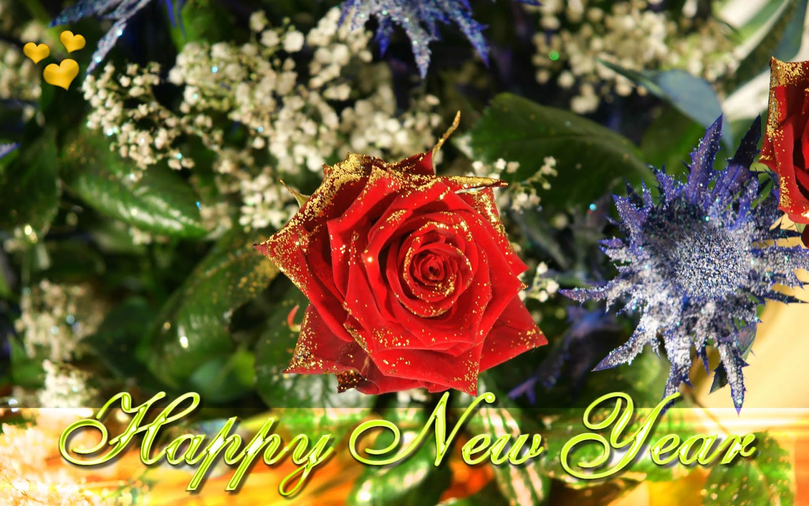 Free Happy New Year Wallpapers August 2013