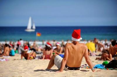 Pantai Bondi, Australia