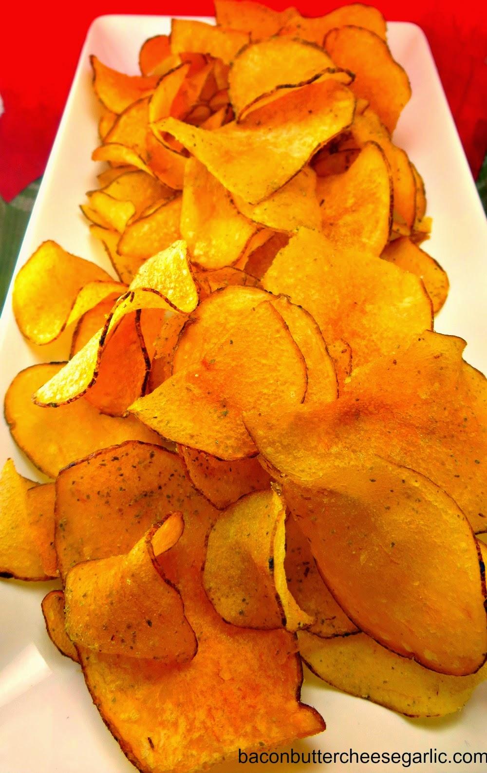Homemade Jalapeno Kettle Chips