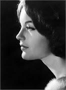 Romy Schneider, nome artístico de Rosemaire Magdalena Albach.
