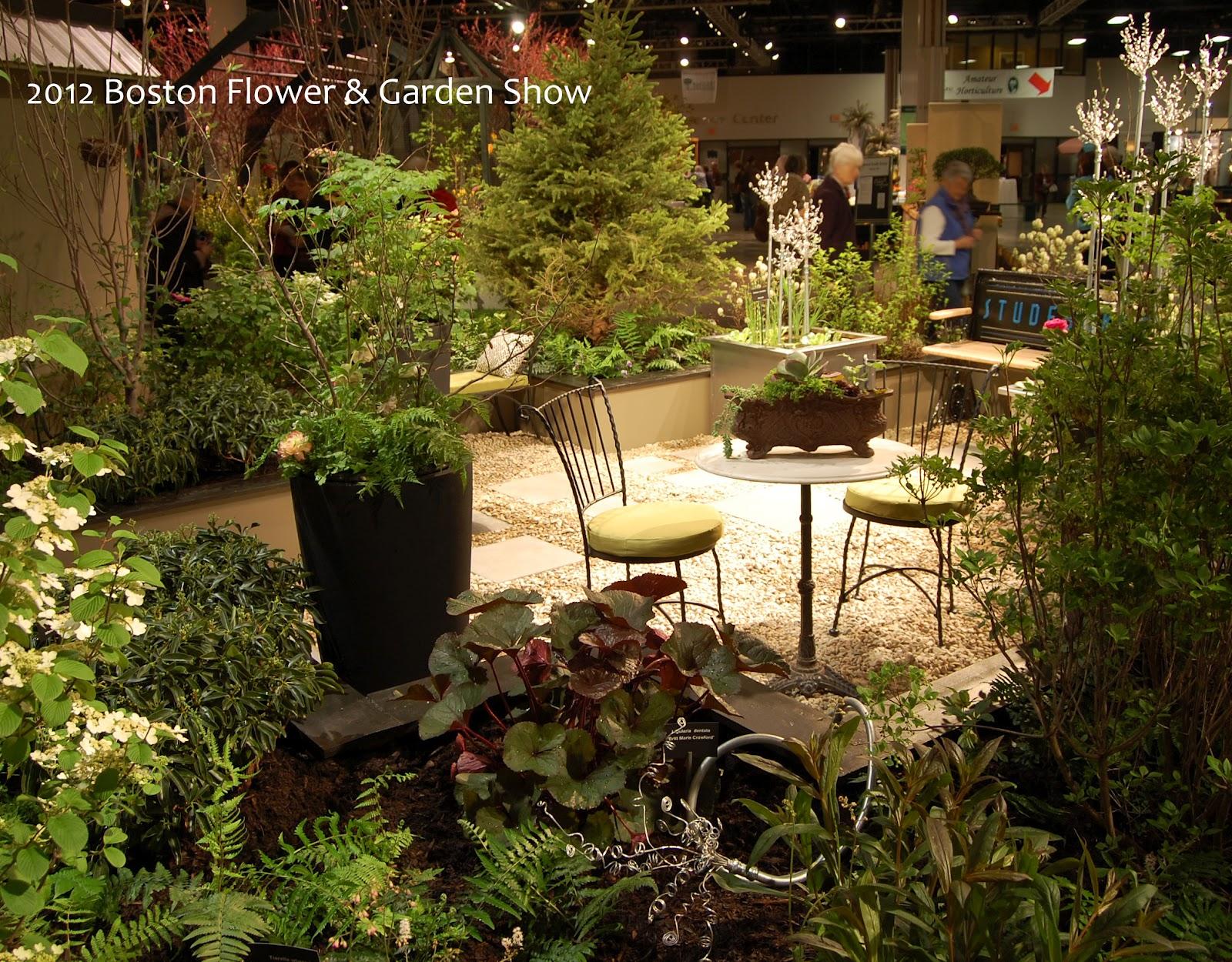 Native Plants with Adams Garden: 2012 Boston Flower & Garden Show