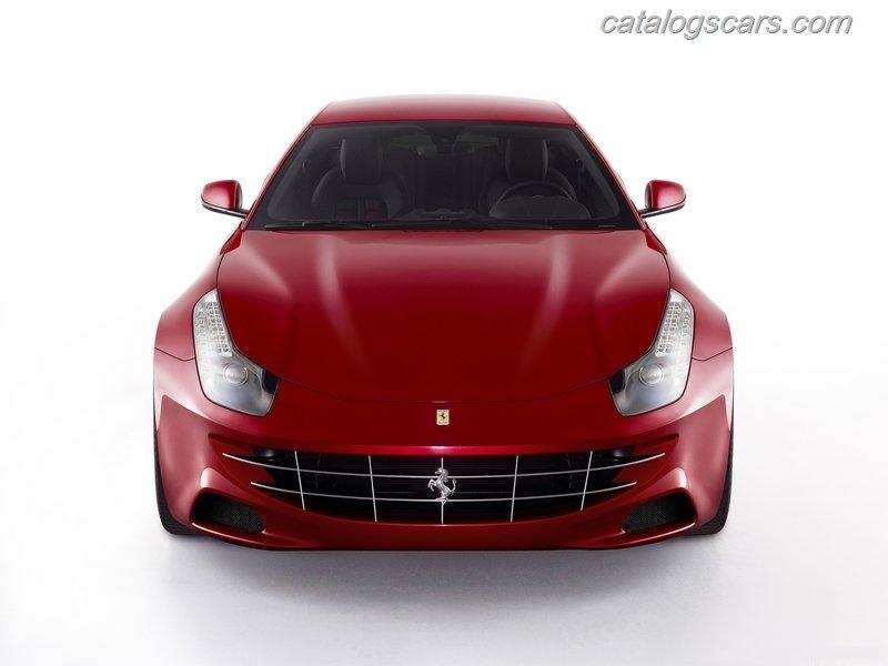 صور سيارة فيرارى FF 2013 - اجمل خلفيات صور عربية فيرارى FF 2013 - Ferrari FF Photos Ferrari-FF-2012-31.jpg