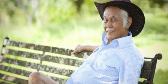 Biografi dan Kata Kata Bijak Almh. Om Bob Sadino