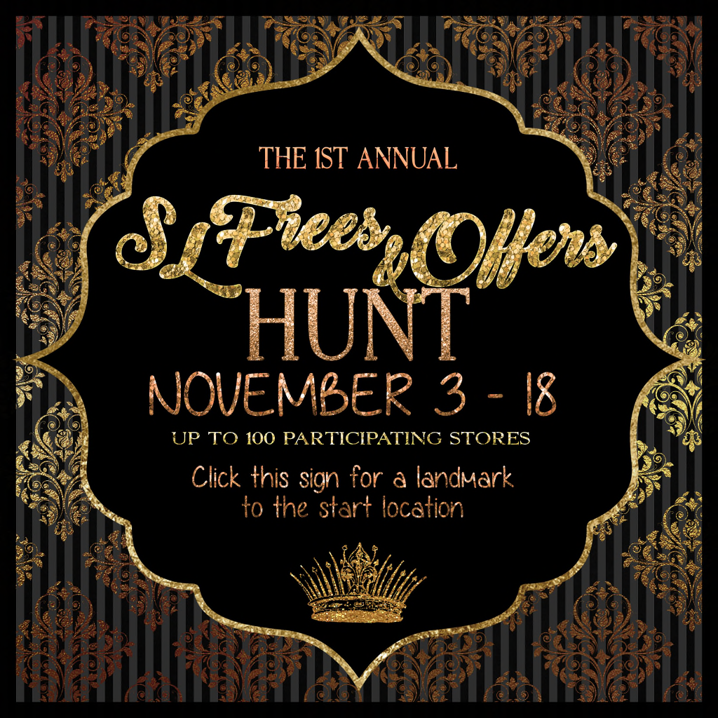 SLFO 1st ANNUAL HUNT!!