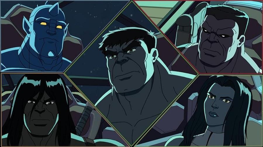 Hulk e Os Agentes de S.M.A.S.H. Torrent