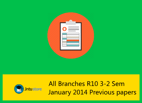 All branches question papers