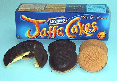 Delicious Jaffa Cake Image
