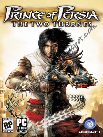 Free Download Games - Prince Of Persia The Two Thrones