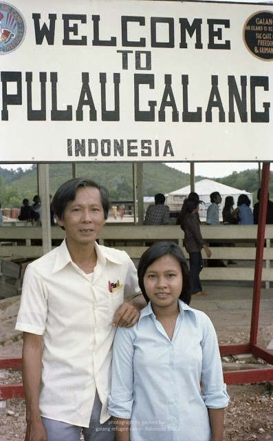 WELCOME TO GALANG