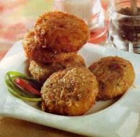 Resep Masakan Perkedel Kentang Isi Daging