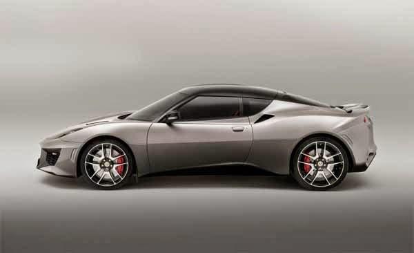 2016 Lotus Evora 400 Concept Review