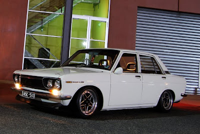 sedan klasik datsun 510