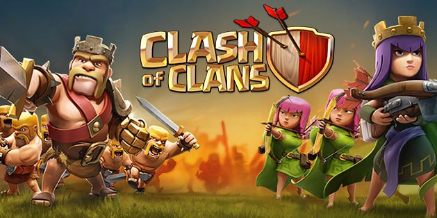 Clash of Clans Android v7.156.1 Full Türkçe Hileli Apk İndir