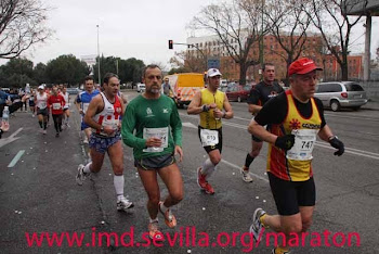 FINISHER MARATON SEVILLA '11