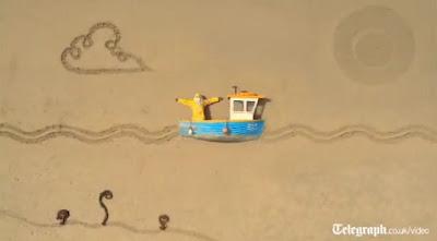 Animasi 'stop-motion' terbesar di dunia