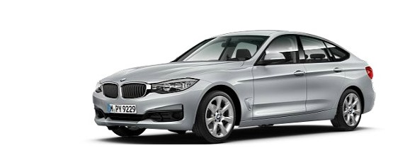Harga Mobil BMW Seri GT