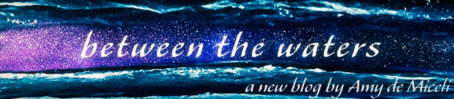 between the waters