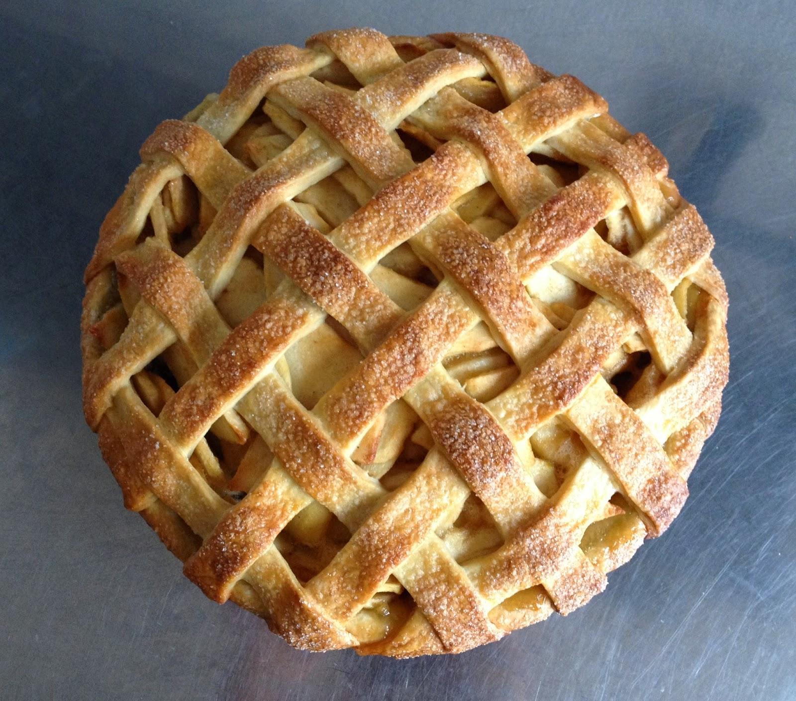 American style apple pie recipe