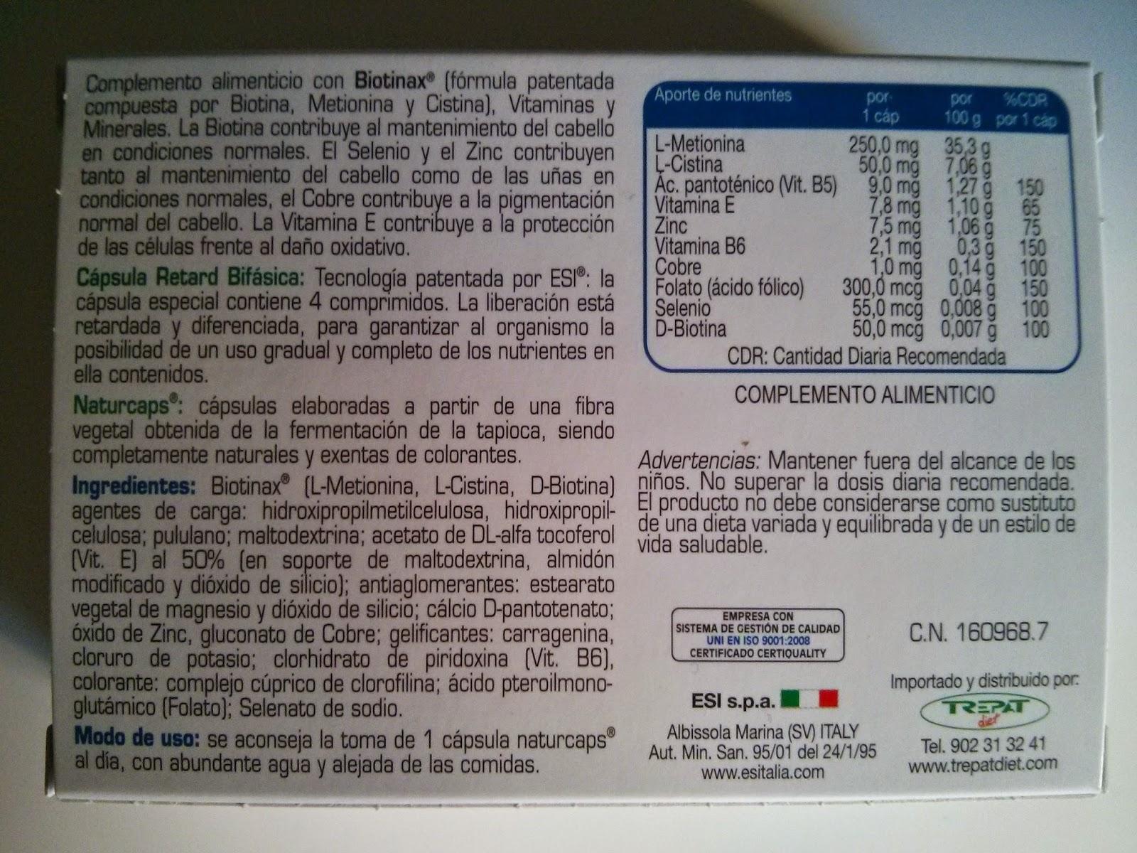 VipandSmart 3 productos capilares- Rigenforte