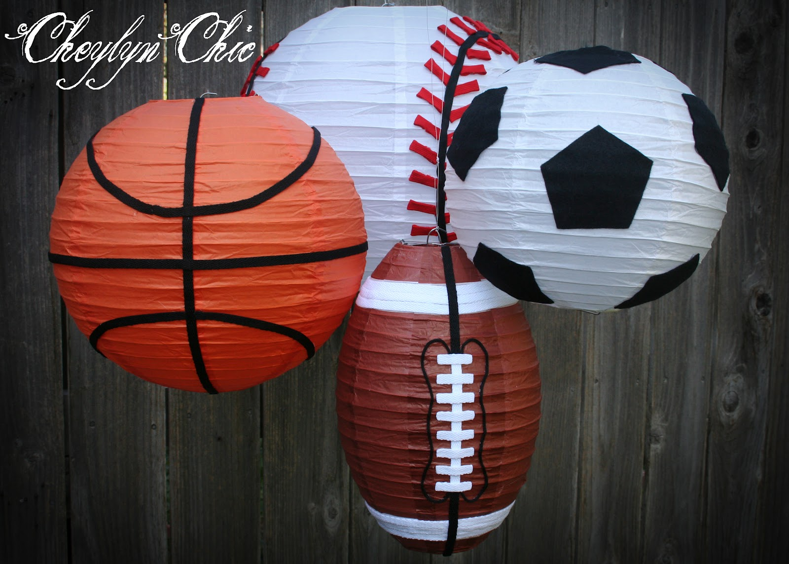 cheylyn chic let 39 s play ball. Black Bedroom Furniture Sets. Home Design Ideas