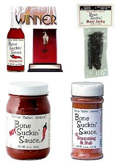 Bone Suckin' sauce gift