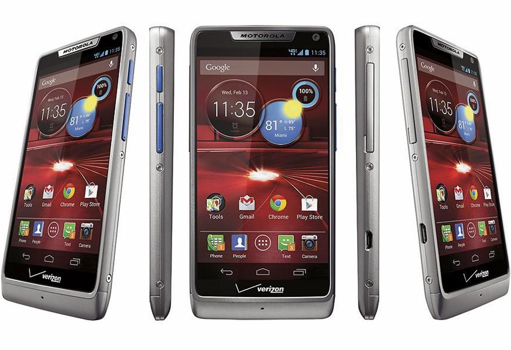 Motorola DROID RAZR M Pic