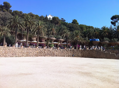 Casa Museu Gaudi Barcelona Espanha