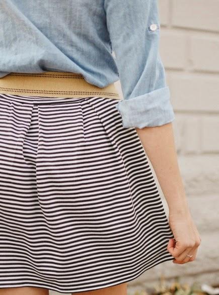Трикотажная юбка своими руками фото 400