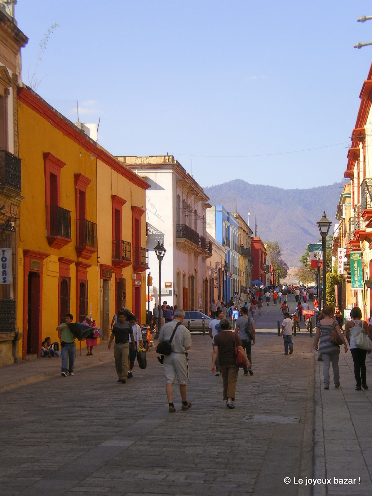 Mexique - Oaxaca
