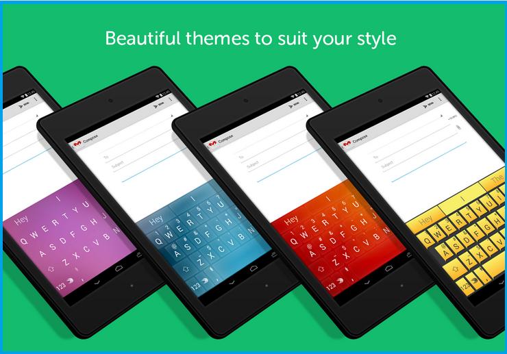 SwiftKey Keyboard v4.2.0  Pro Apk