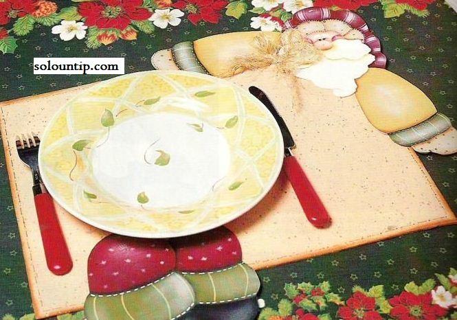 Manualidades en foamy para la navidad - Manualidades de navidad en goma eva ...