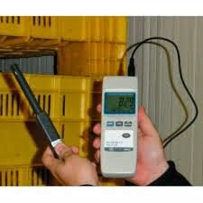 Digital Thermo Hygrometer with Probe Sales & Calibration in Doha-Qatar