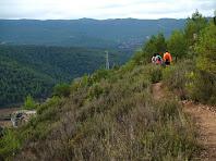 Caminant per sobre la Solella del Puig